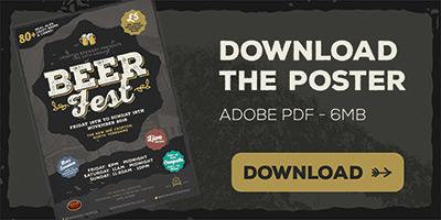 Beer Fest 2018 - Download the poster